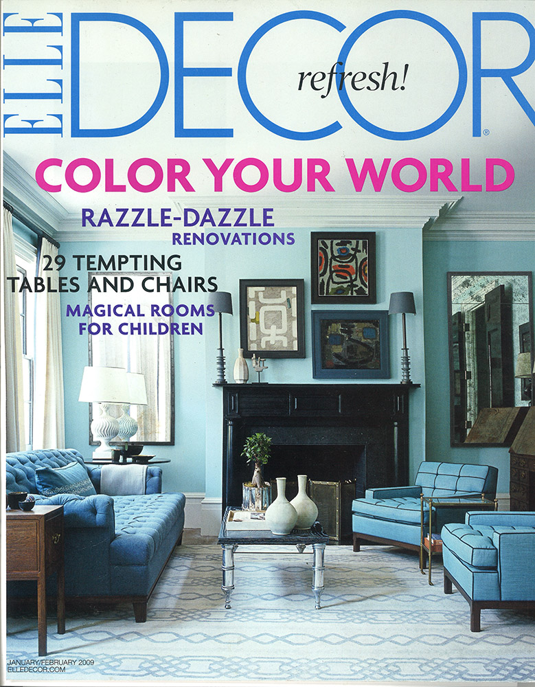 Home Decorating Magazine - Interior Design